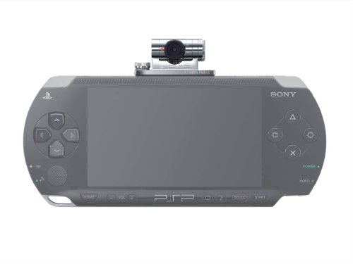 PSP, PlayStation Portable, kamera, PSP Go!Cam, PSP-300
