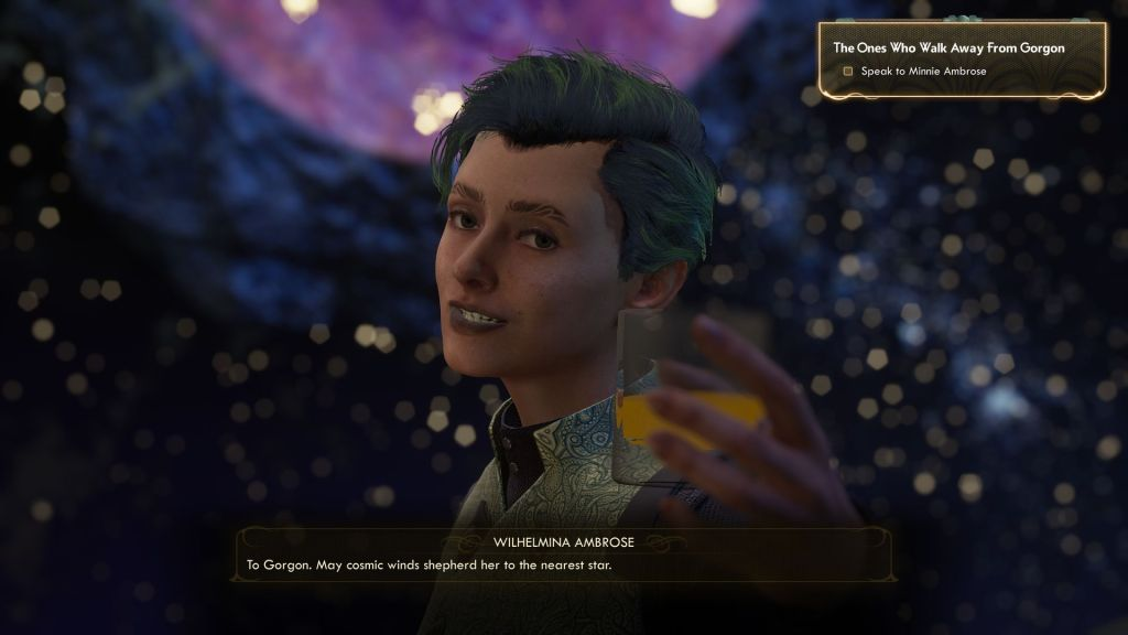 Peril on Gorgon, Xbox One, recenzja, review, The Outer Worlds