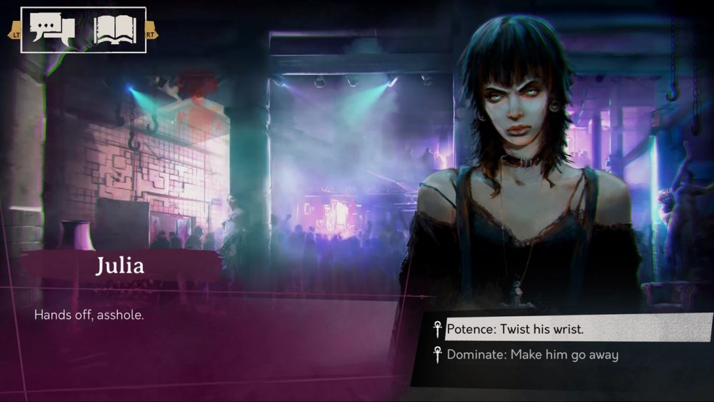Vampire: The Masquerade – Shadows of New York, Xbox One, recenzja, review,