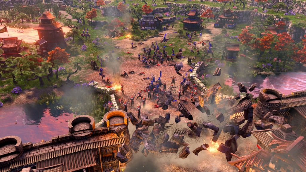 Age of Empires III: Definitive Edition, recenzja, review, Windows