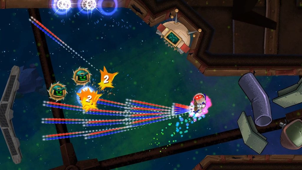 Space Otter Charlie, recenzja, review, Xbox One, Xbox Series X|S