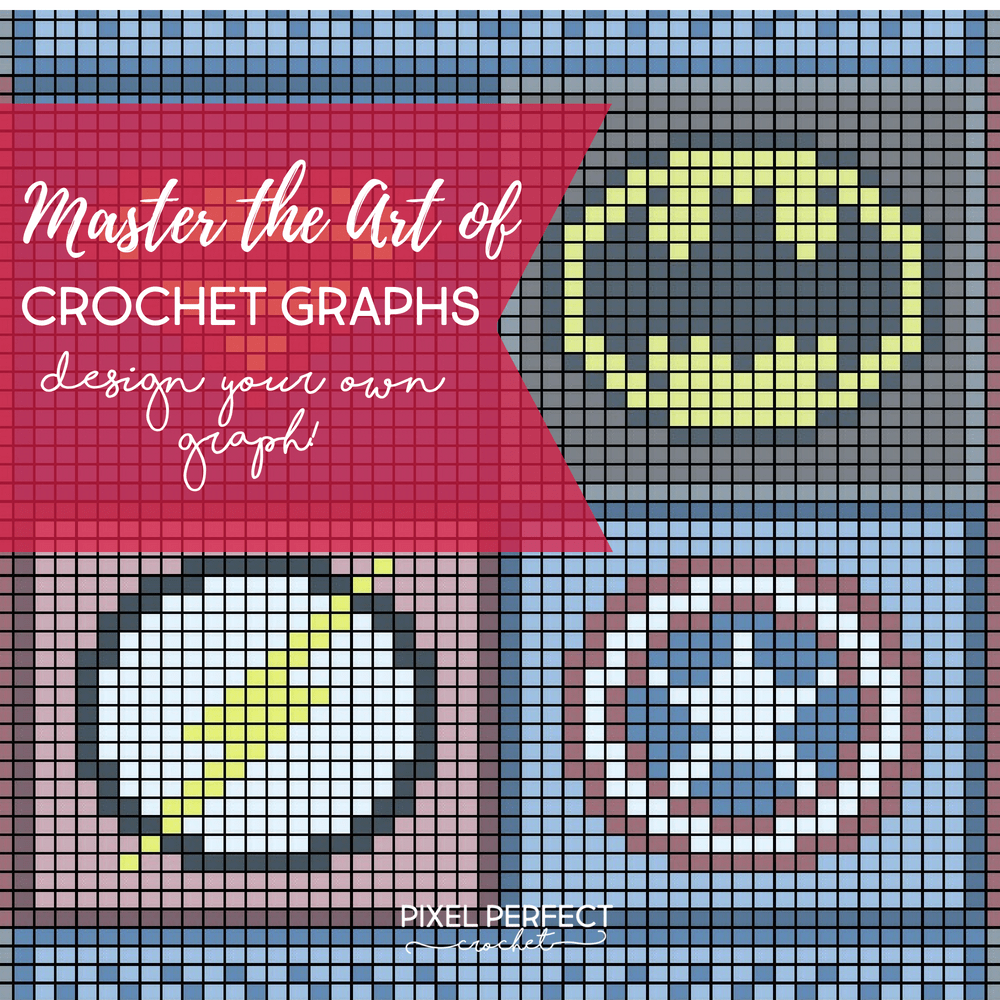 Master the Art of Crochet Graphs | Part 4 | Design your Own