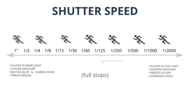 Definition of Shutter Speed : Shutter Priority Mode Explained in DSLR