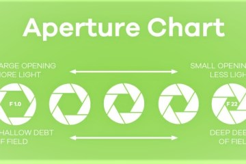 Understanding Aperture in Photography : How Aperture Controls Exposure