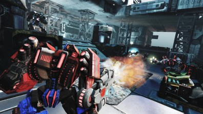3860Transformers Fall of Cybertron_Optimus in firefight_6