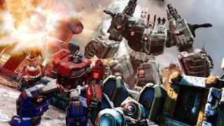 3868Transformers FOC - Optimus with Metroplex in battle_5