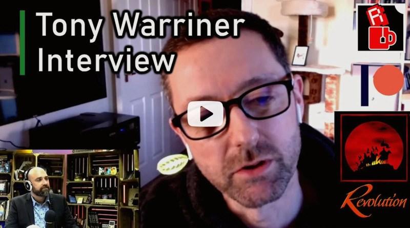 Tony Warriner