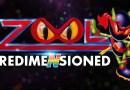 Amiga Classic Zool Returns in Zool Redimensioned