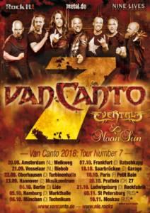 Van Canto – Skype Interview mit Stef