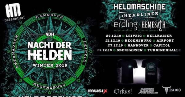 4 x 4 – Die Nacht der Helden 2019