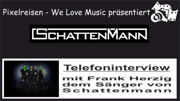 Schattenmann im Telefoninterview zum neuen Album Epidemie