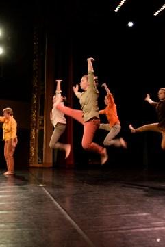 Galerie de la Danse Besançon Repetition Spectacle
