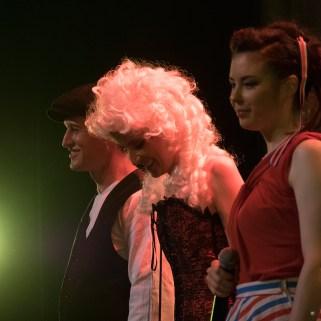 Spectacle des Etoiles Noires Besançon 2017