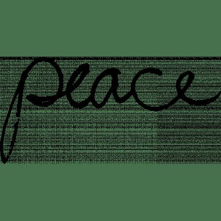 Travel Log Word Art - Peace graphic by Brooke Gazarek | Pixel Scrapper  Digital Scrapbooking