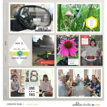 PL2020 - Week 26   Sahlin Studio by Candy Moe   Pixel ...