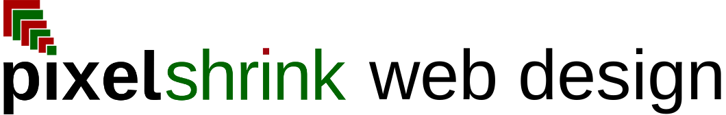 pixelshrink web design, development & maintenance, Nottingham