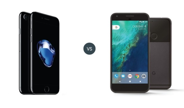 Pixel vs iPhone 7: Which is better?