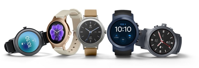 Google officially announces the LG Watch Style and Sport
