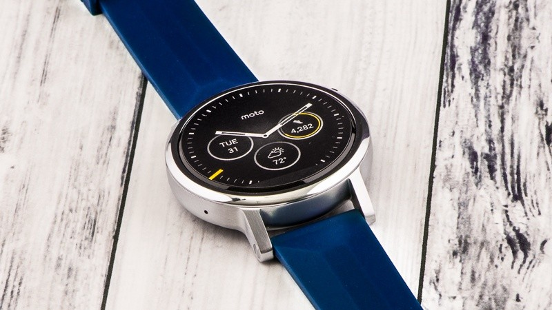 Moto 360 2nd Gen Android Wear 2.0 update rolling out now