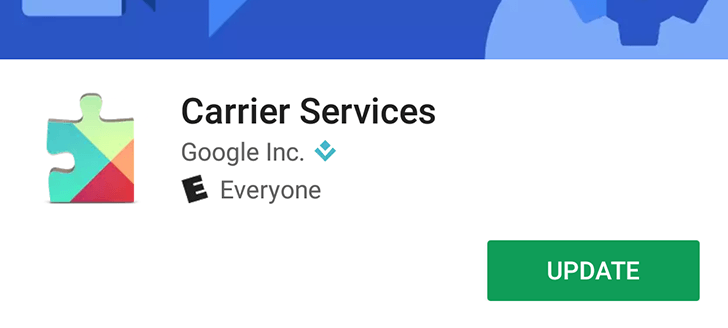 "Google's ""Carrier Services"" has healing powers"