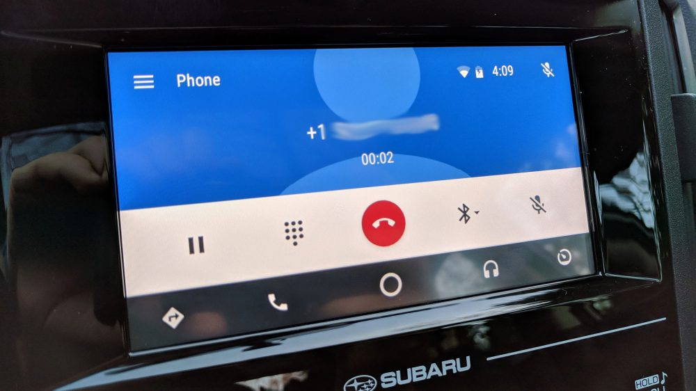 Android Auto gets updated with the Google Assistant and a