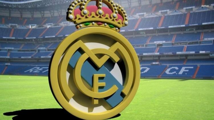 Real Madrid Logo Football Club   PixelsTalk.Net