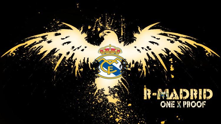 Real Madrid Logo Wallpaper HD | PixelsTalk.Net