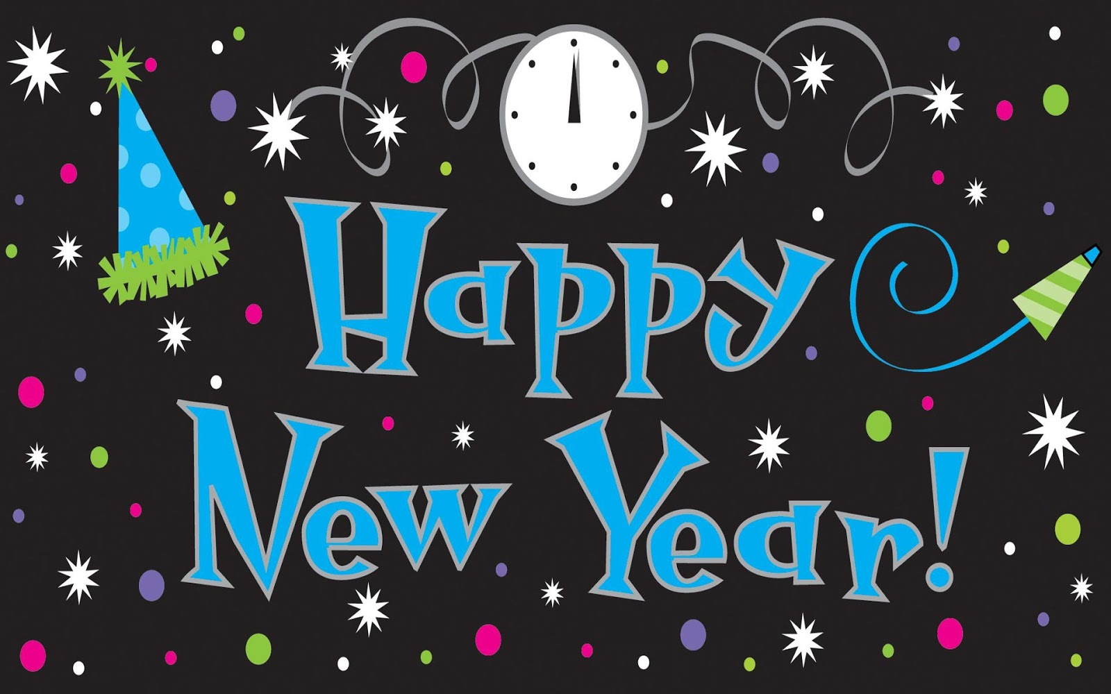 happy new year screensavers free download