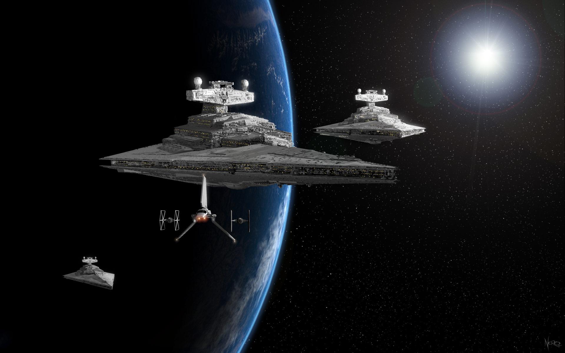 Star Wars Backgrounds Desktop