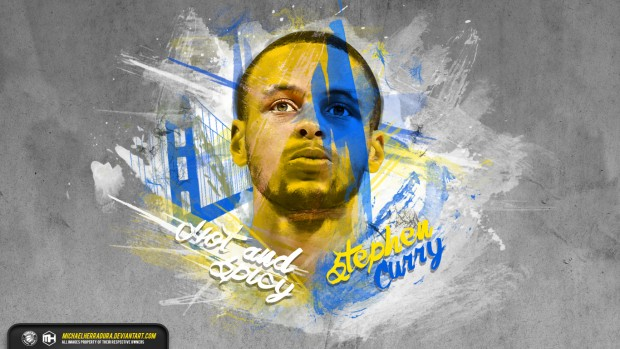 Stephen Curry Hot and Spicy wallpaper by michaelherradura.