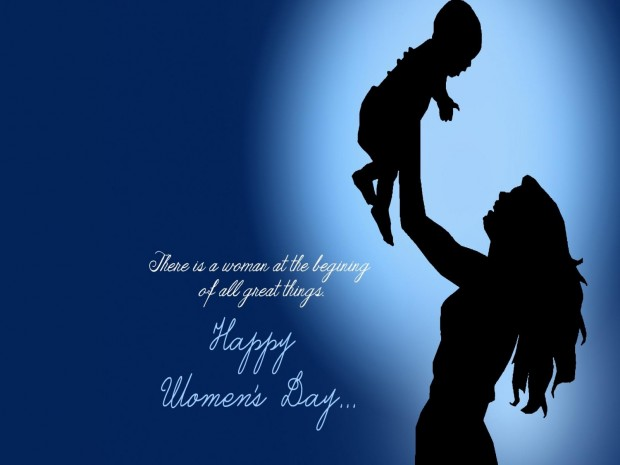 Happy Womens Day High Quality HD Wallpapers.