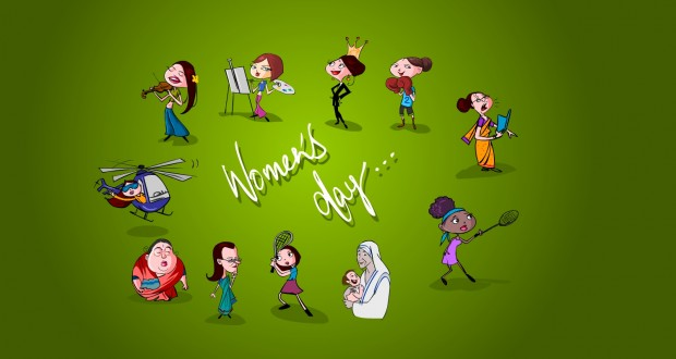 Womens day Happy Wallpapers HD.