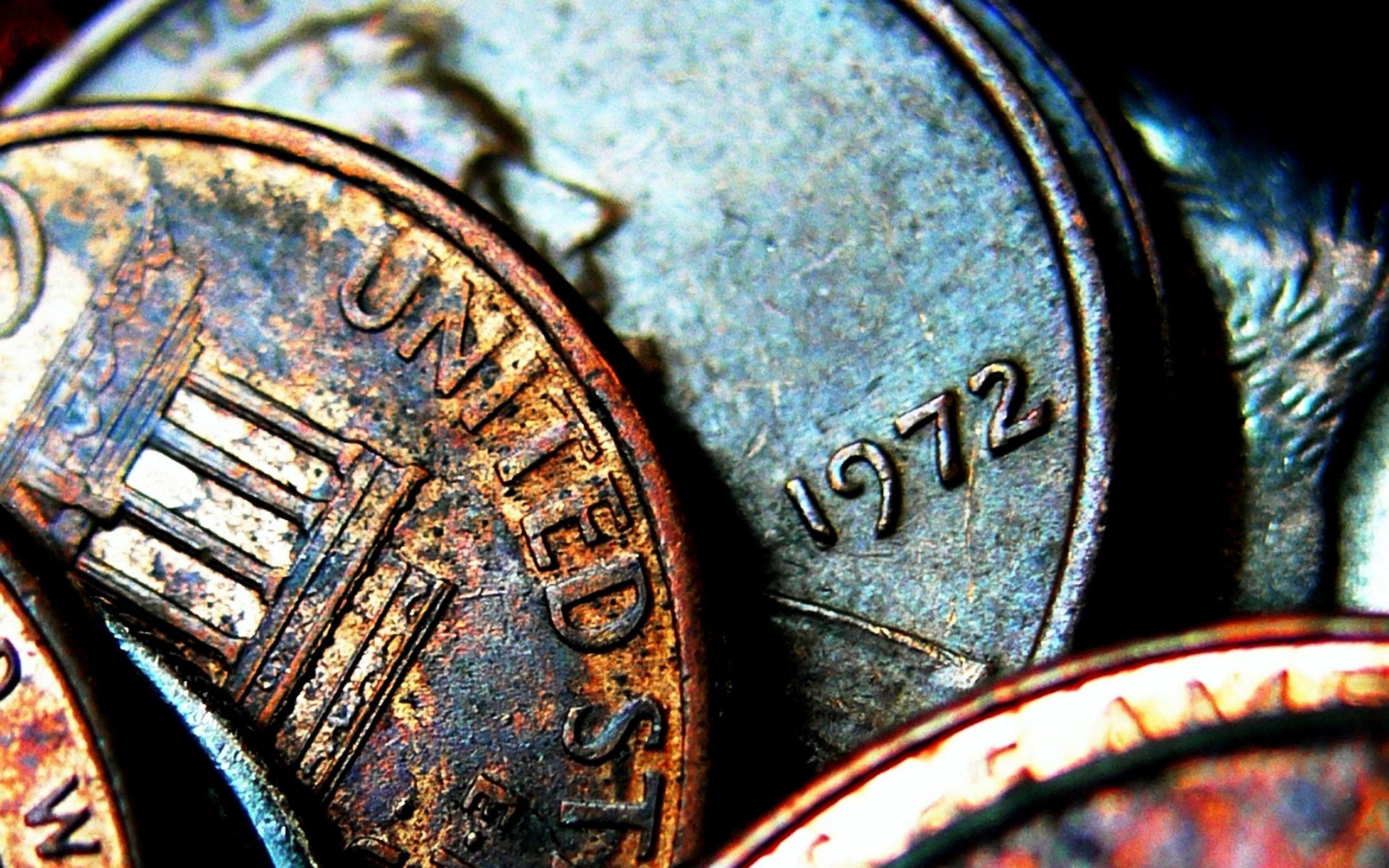 Coins Money Wallpaper