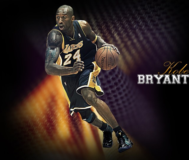 Kobe Bryant La Lakers Nba Wallpapers