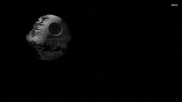 Death Star Wallpaper.