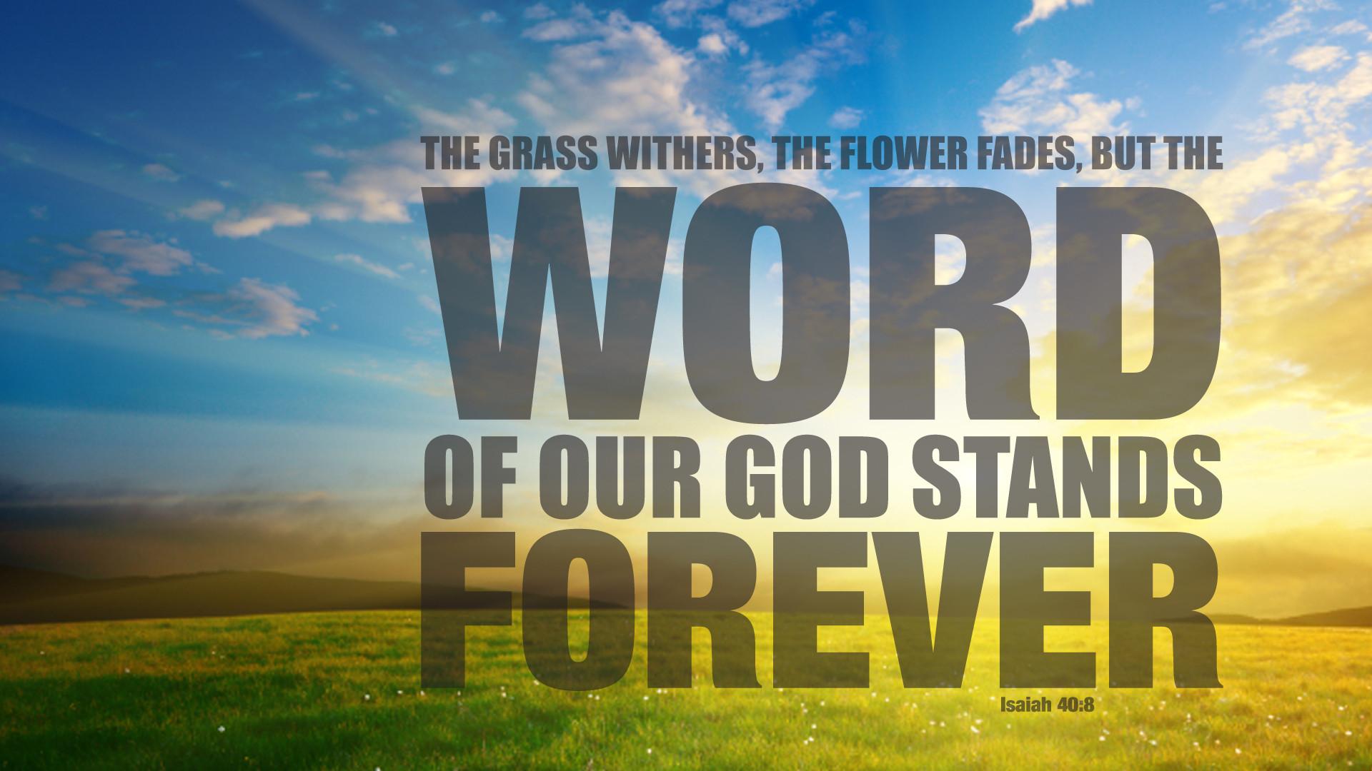 Christian Screensavers Scripture