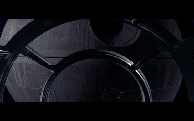 HD Death Star Photo.