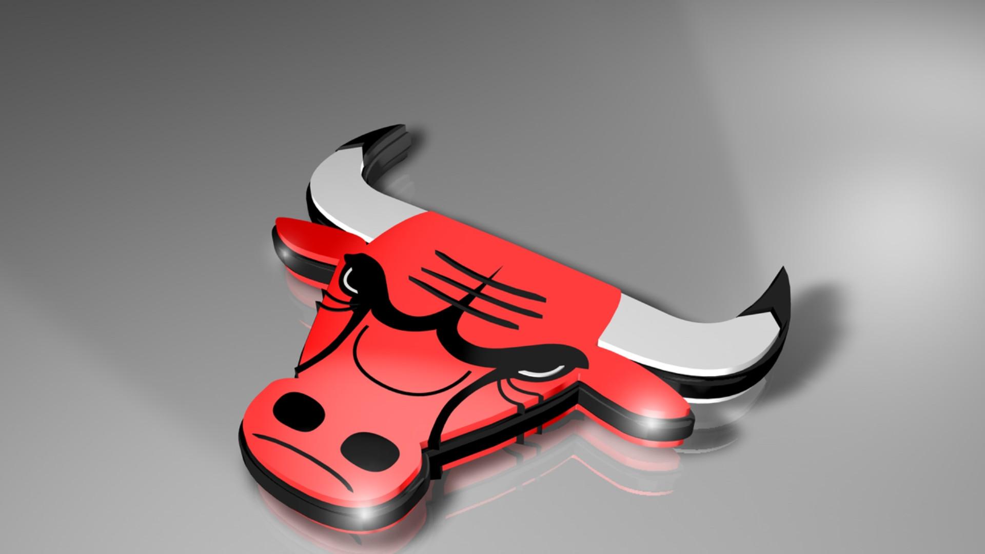 Chicago Bulls Logo Wallpapers HD