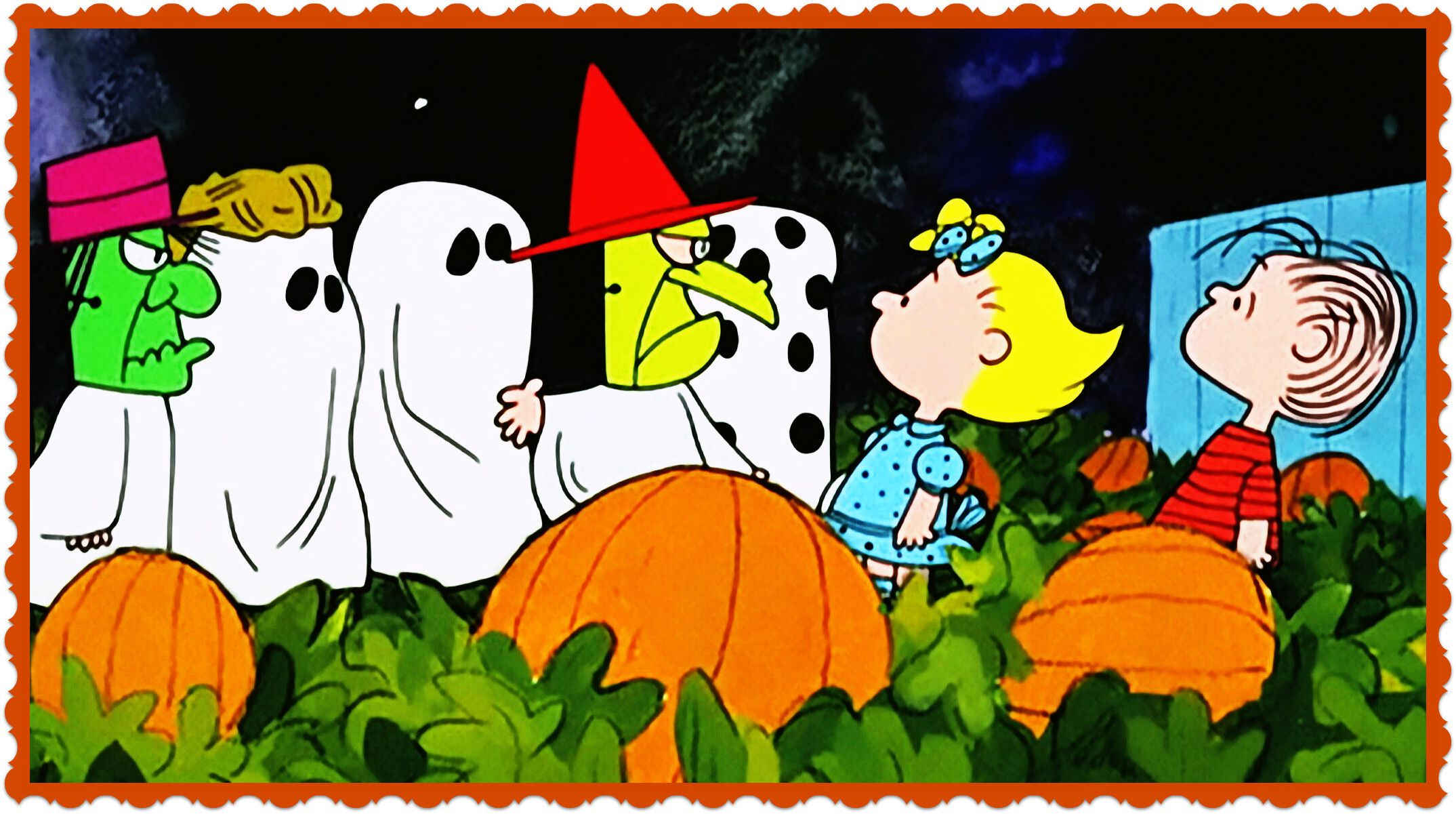 Download Great Pumpkin Charlie Brown Backgrounds Free