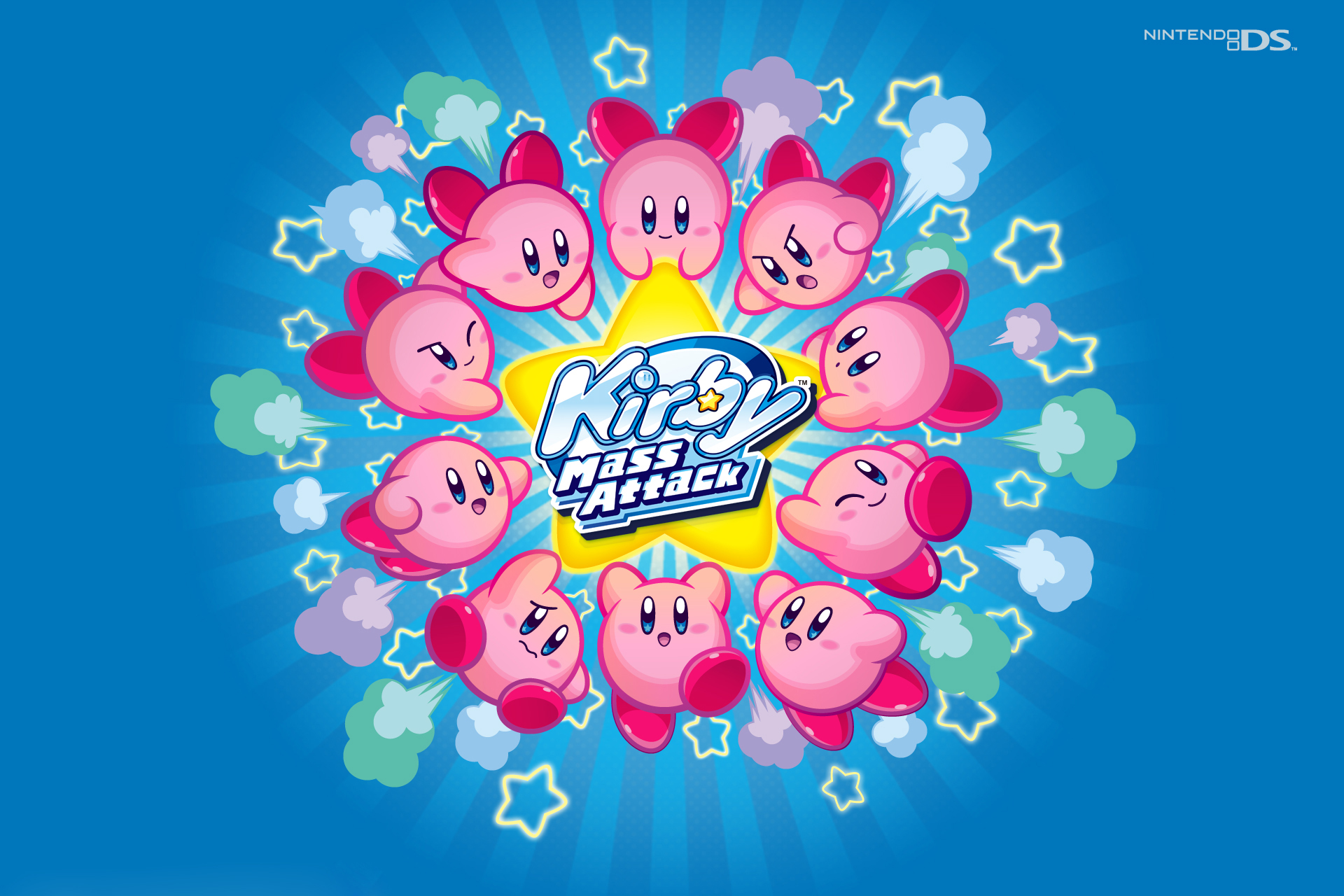 Kirby Backgrounds Free Download