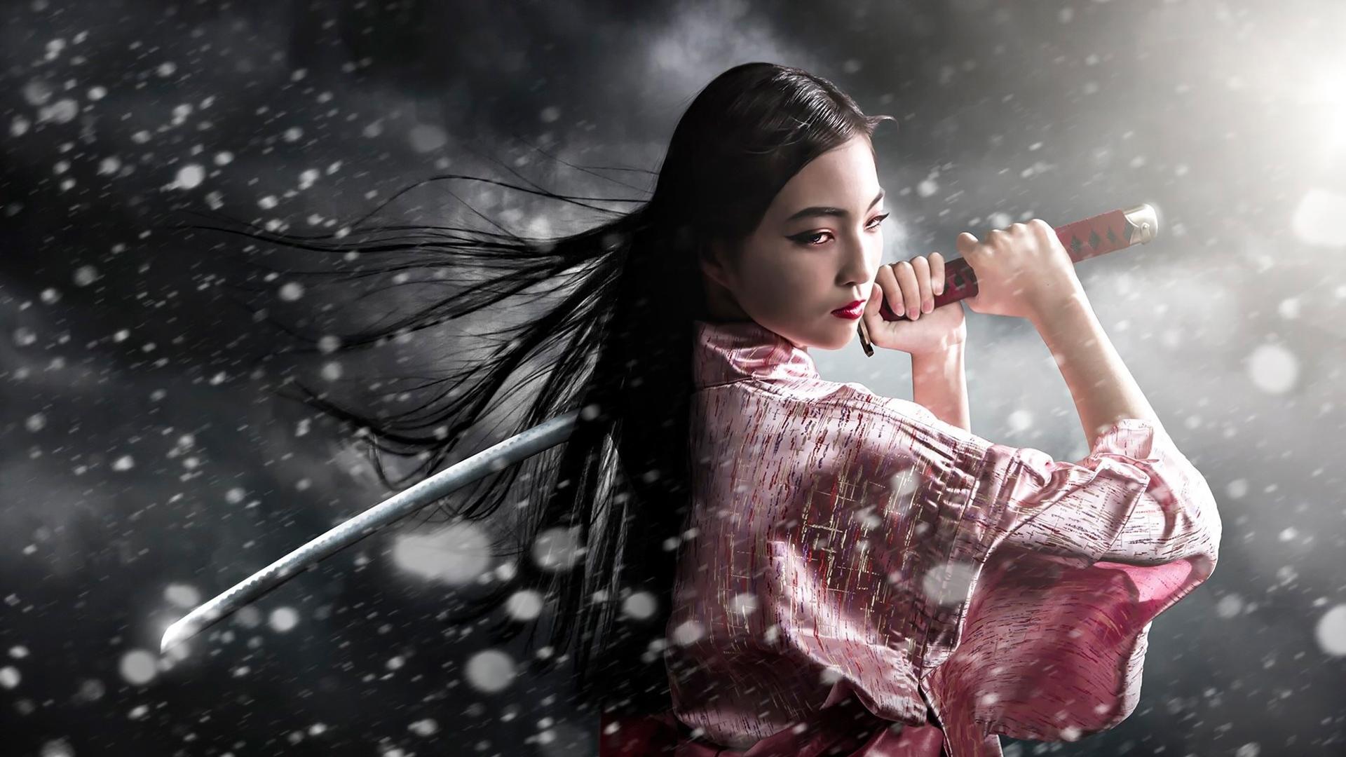 Samurai Backgrounds Free Download