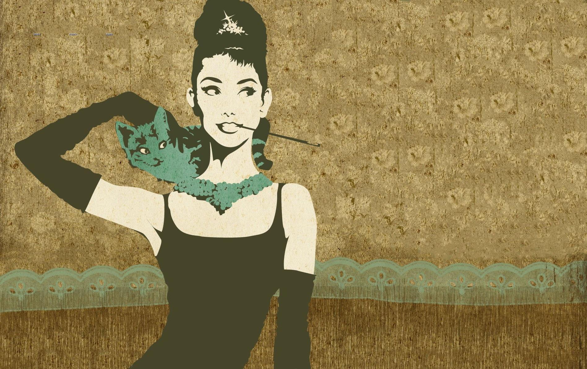 HD Audrey Hepburn Wallpapers