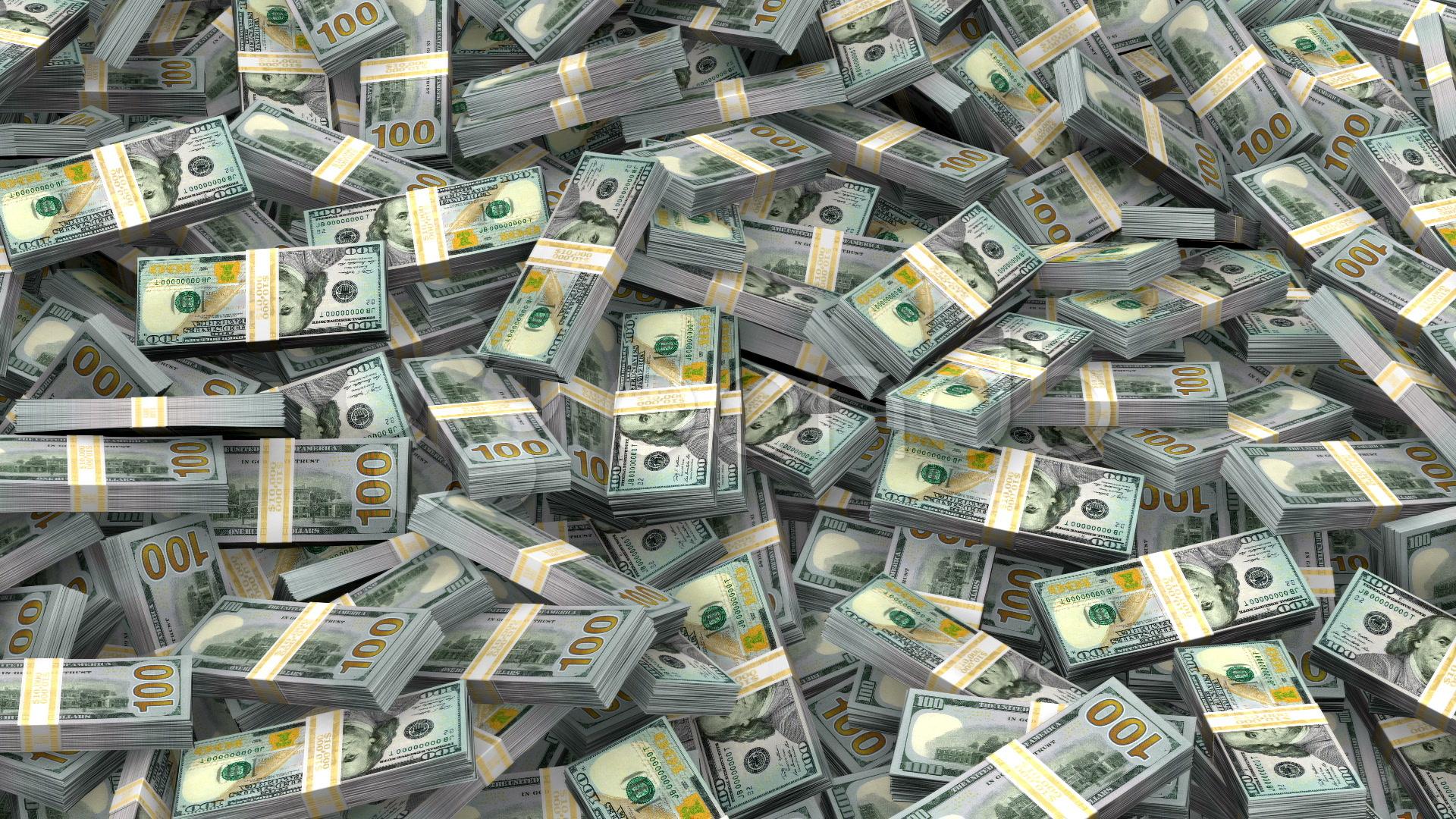 1 Million Dollar Bills Money