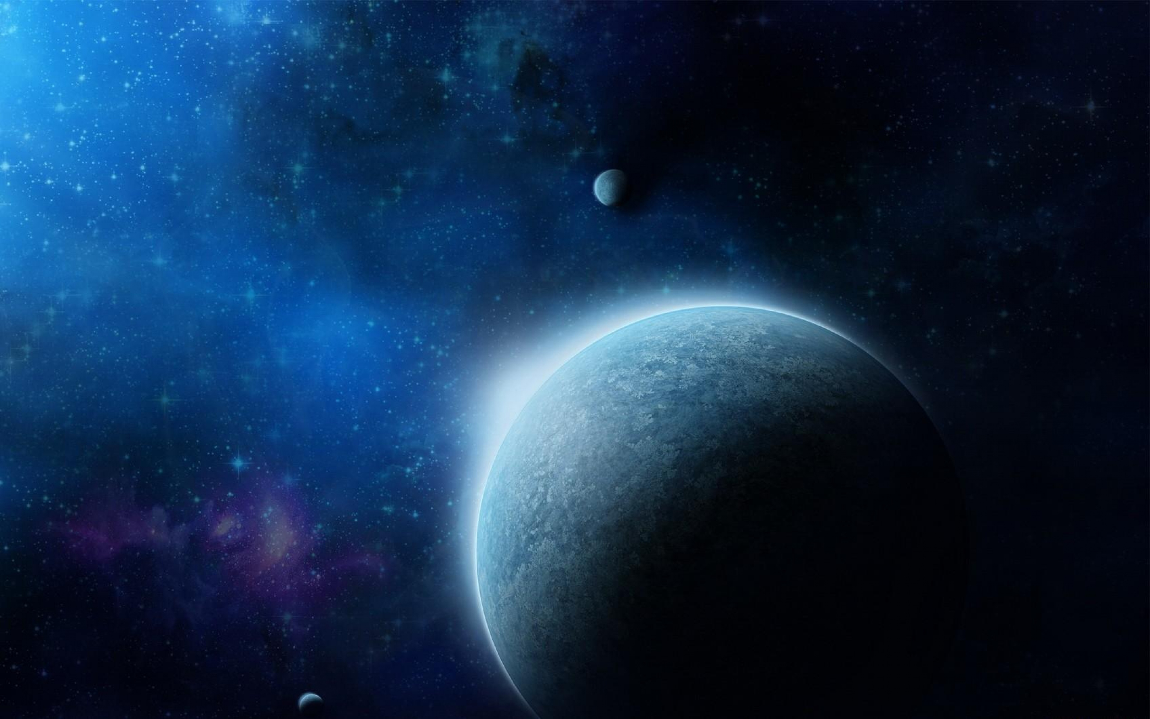 3d hd starfield wallpaper
