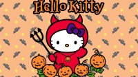 hello kitty wallpaper desktop halloween
