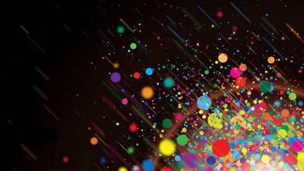 Abstract colorful wallpaper hd 1920x1080.