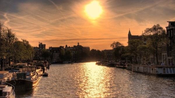Amsterdam Backgrounds Free Download   PixelsTalk.Net
