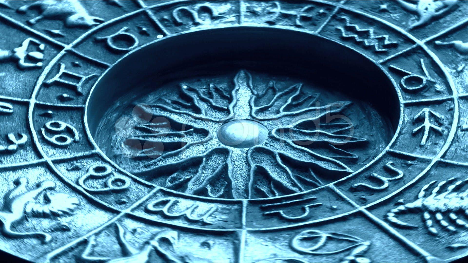 Astrology Desktop Background