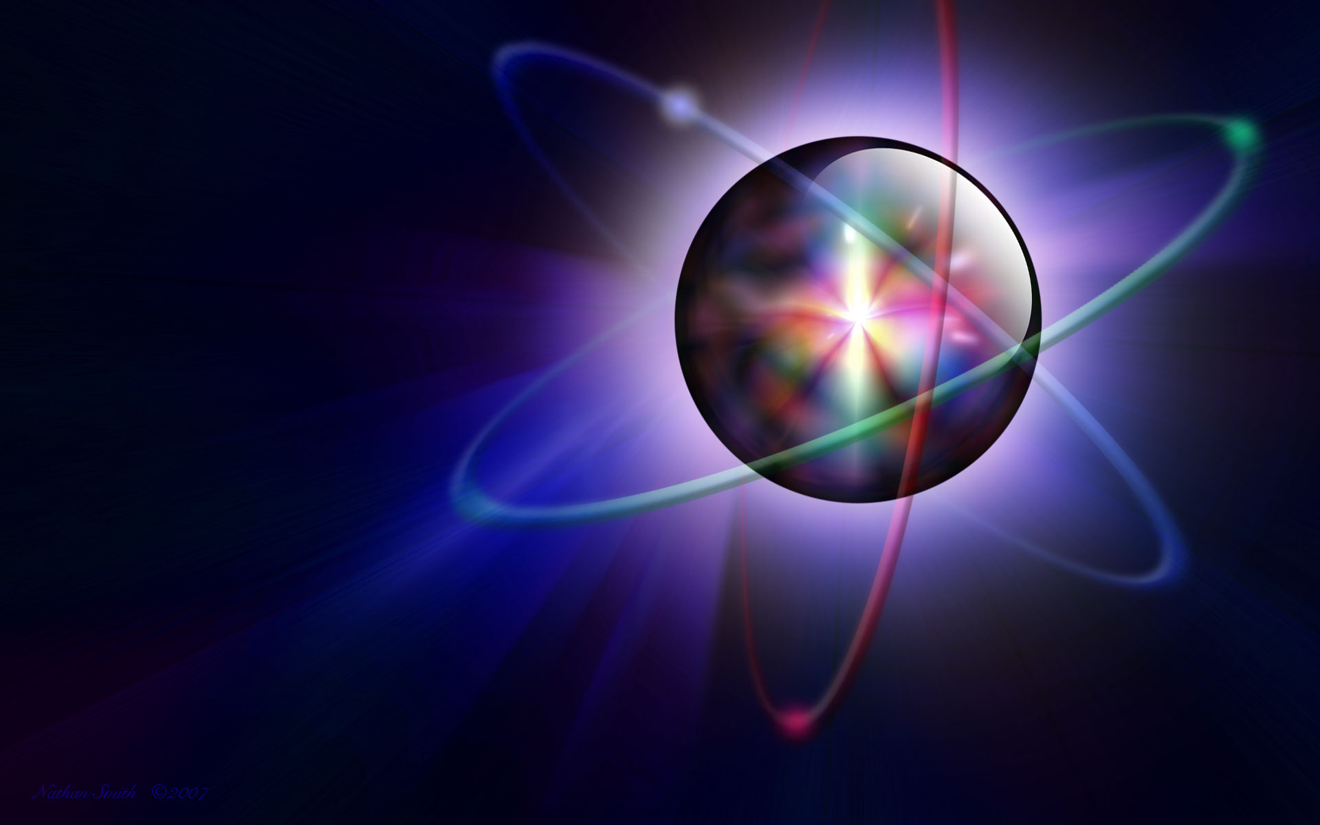 Background Atoms Science And