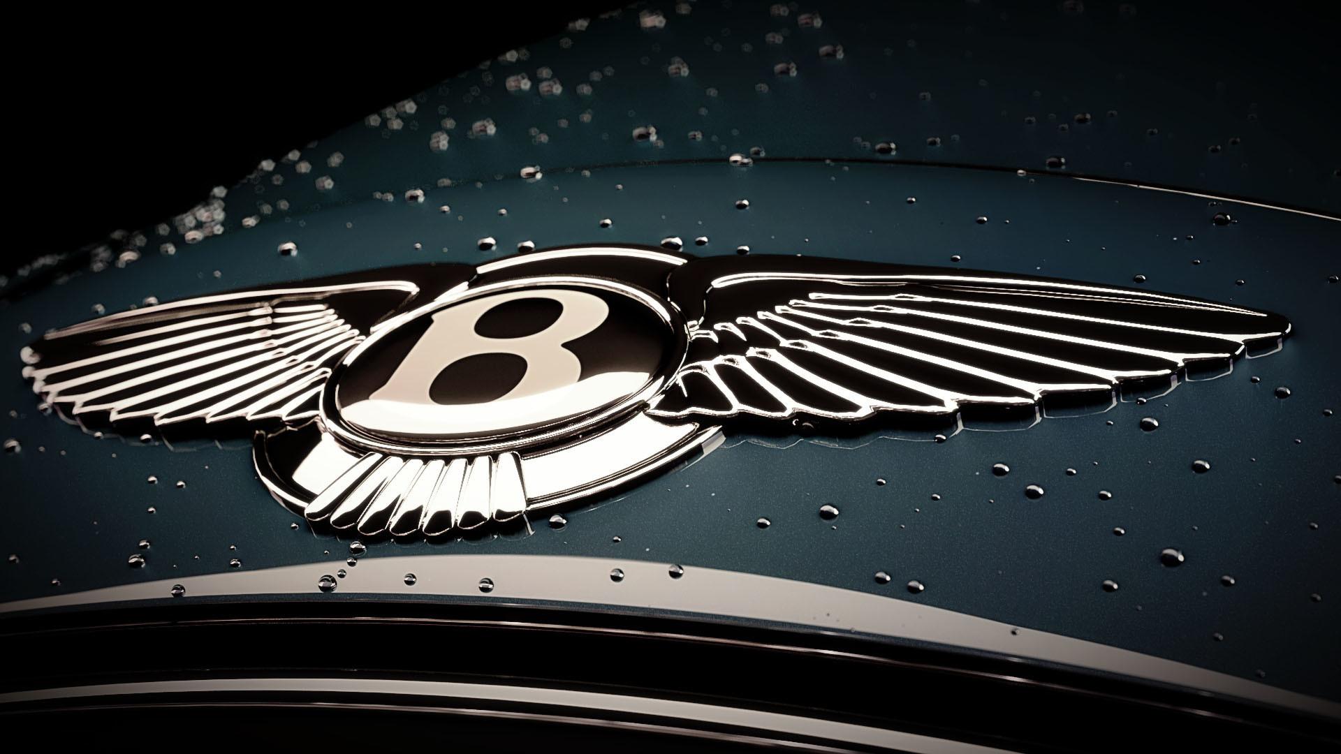 Bmw logo 3d widescreen wallpaper 364 1920x1082 px. Bentley Logo Wallpaper HD   PixelsTalk.Net